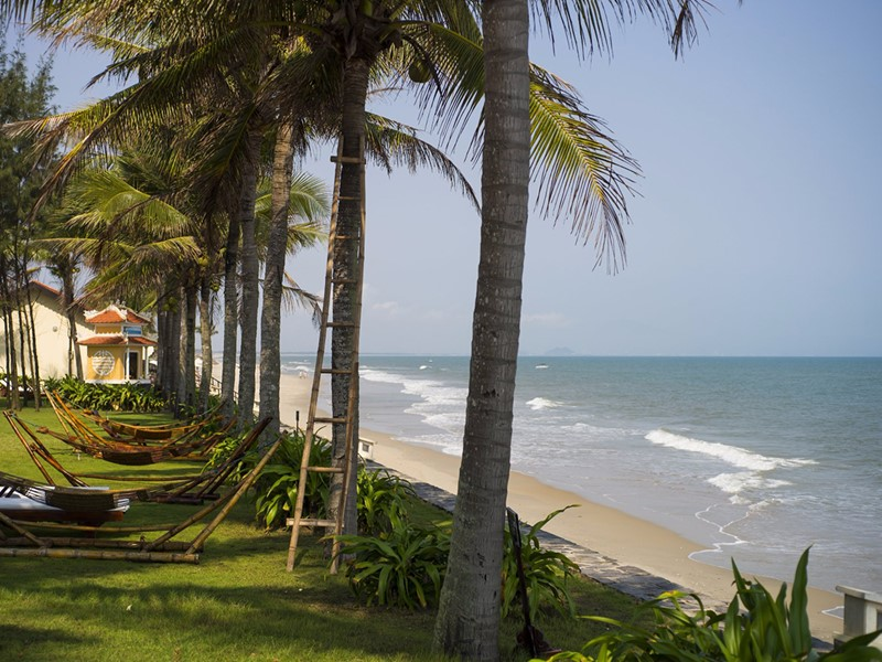 Panoramas exceptionnels depuis l'hôtel Victoria Hoi An