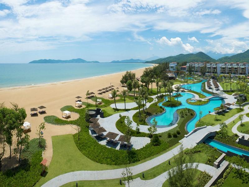 L'Angsana Lang Co, un hôtel parfait pour les familles