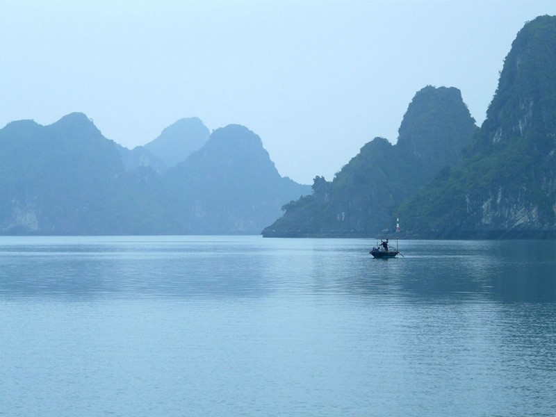 Des instants magiques au Vietnam