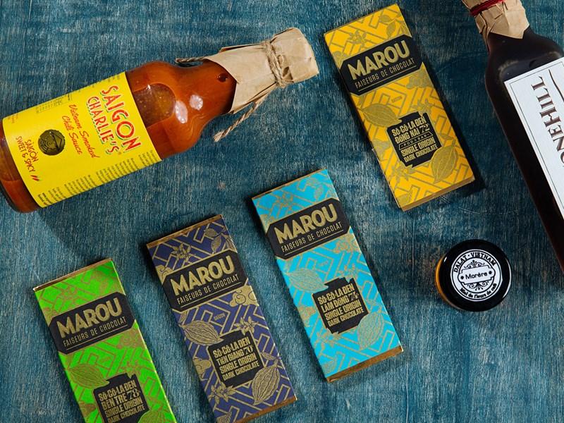 Rendez-vous Chez Marou, le meilleur chocolatier de la ville