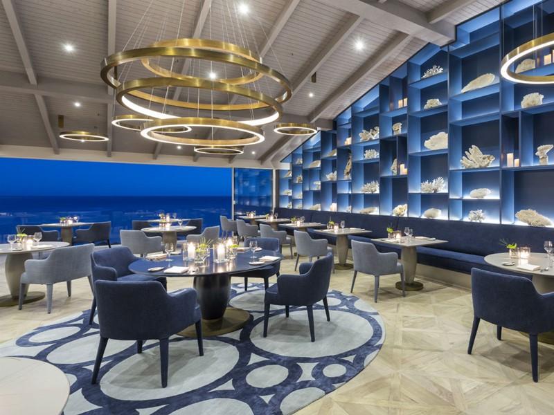 Restaurant Ocean, 2 étoiles Michelin