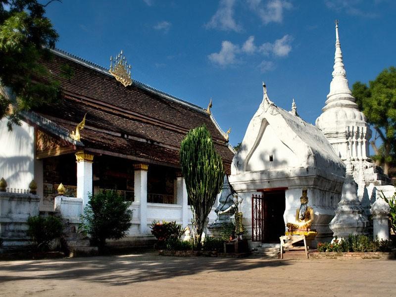 Cave bouddhiste à Luang Prabang