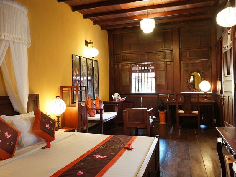 Suite 202 du Vinh Hung 1 Heritage Hotel à Hoi An