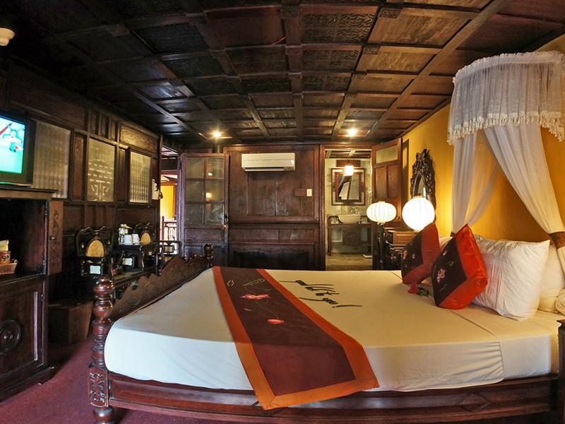 Heritage Suite 208 du Vinh Hung 1 Heritage Hotel