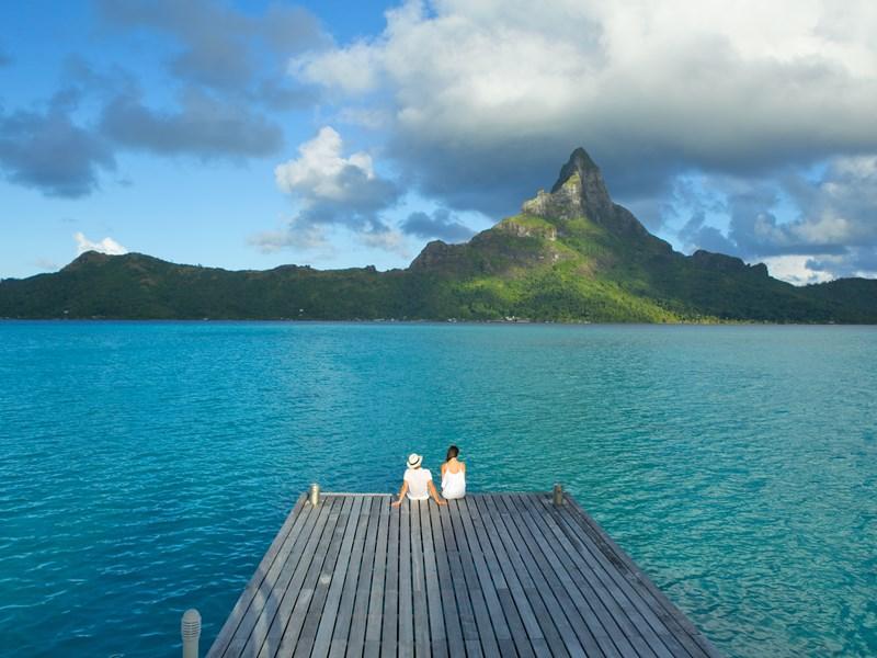 Une île de rêve, synonyme d'évasion dans un cadre féerique