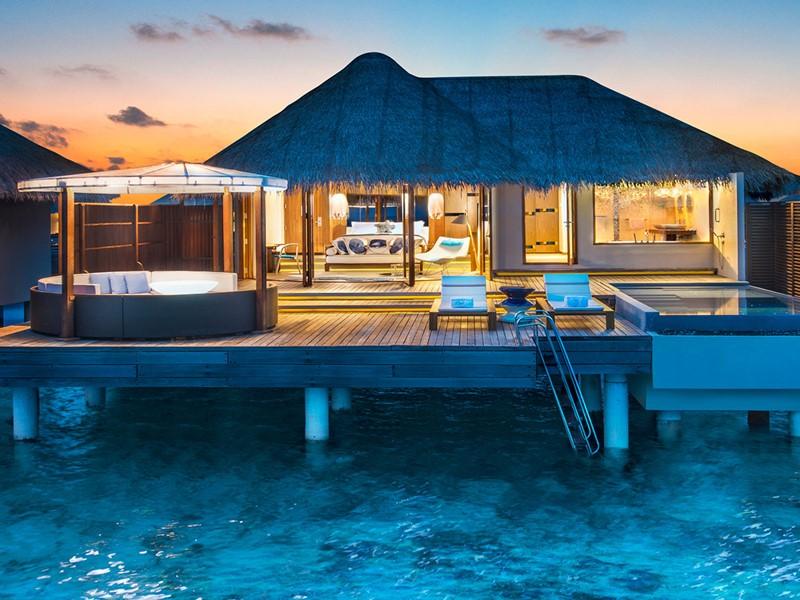 Extérieur de la Ocean Oasis Lagoon View