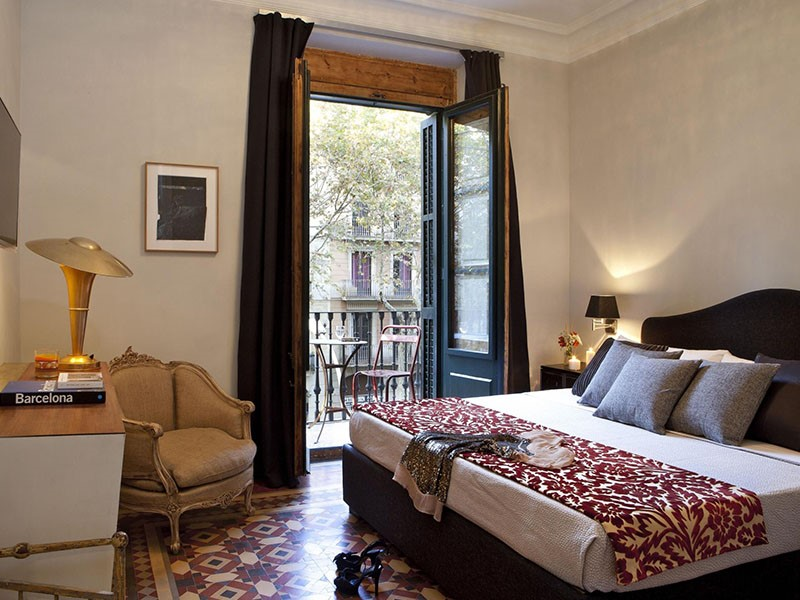 Double Room with Balcony du We Boutique Hotel