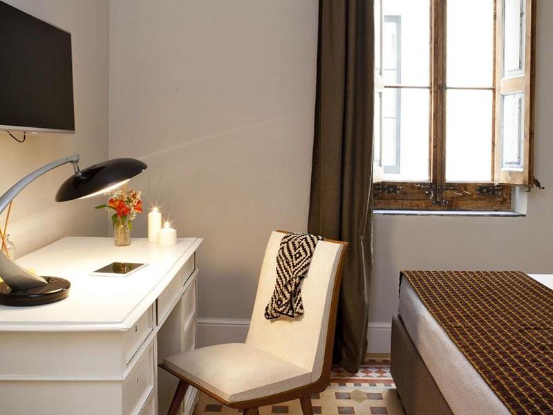 Double Room du We Boutique Hotel à Barcelone