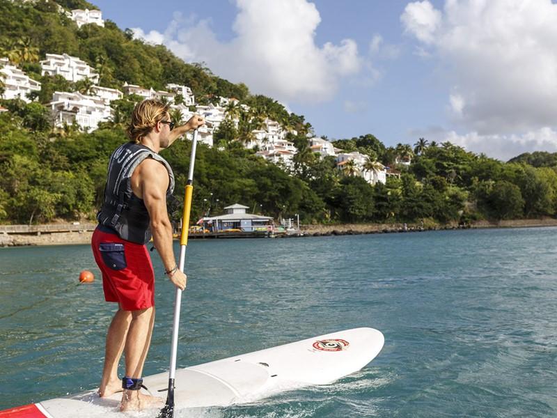 Profitez des nombreuses activités nautiques du Windjammer Landing