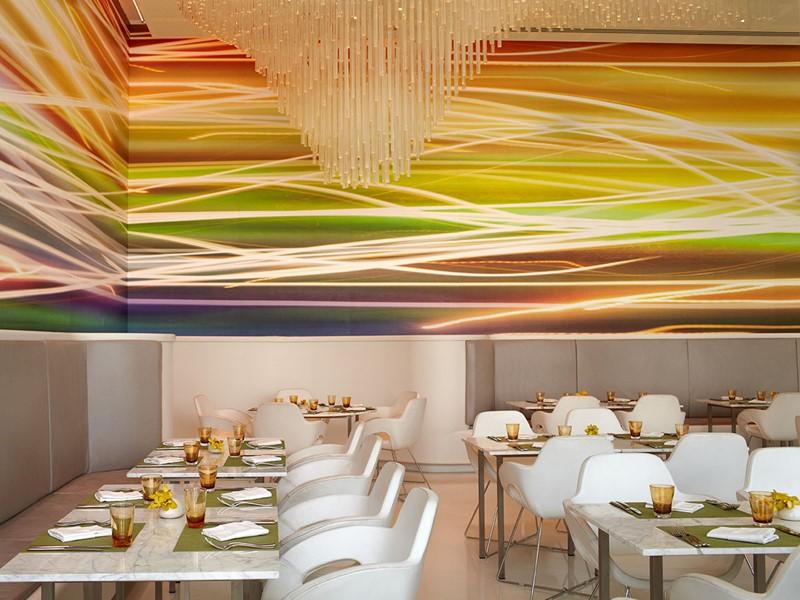 Le restaurant Origins du Yas Viceroy à Abu Dhabi