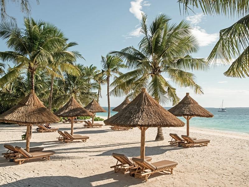 Relaxez-vous à l'hôtel Zuri Zanzibar