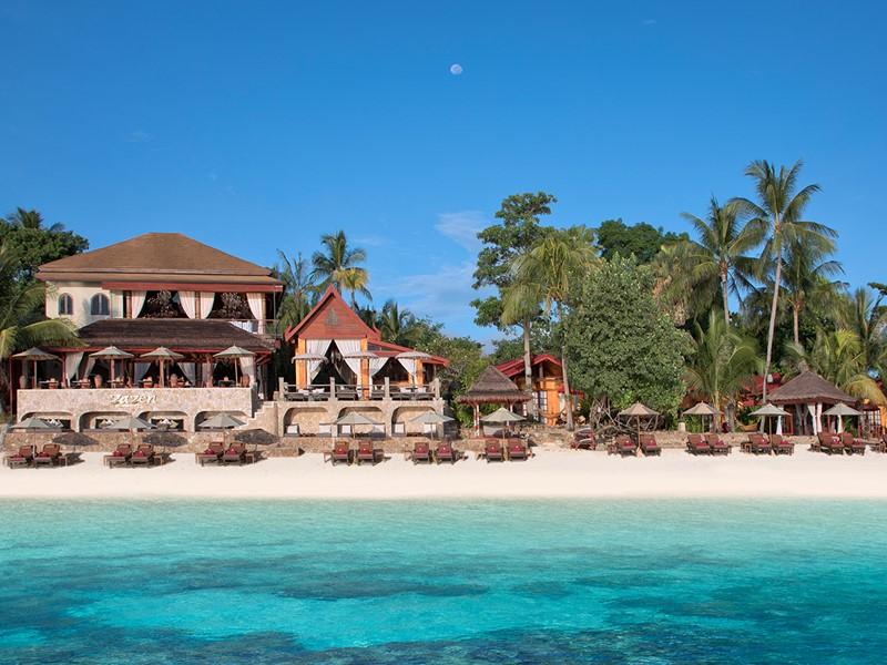 Le Zazen Boutique Resort est une adresse de charme à Koh Samui