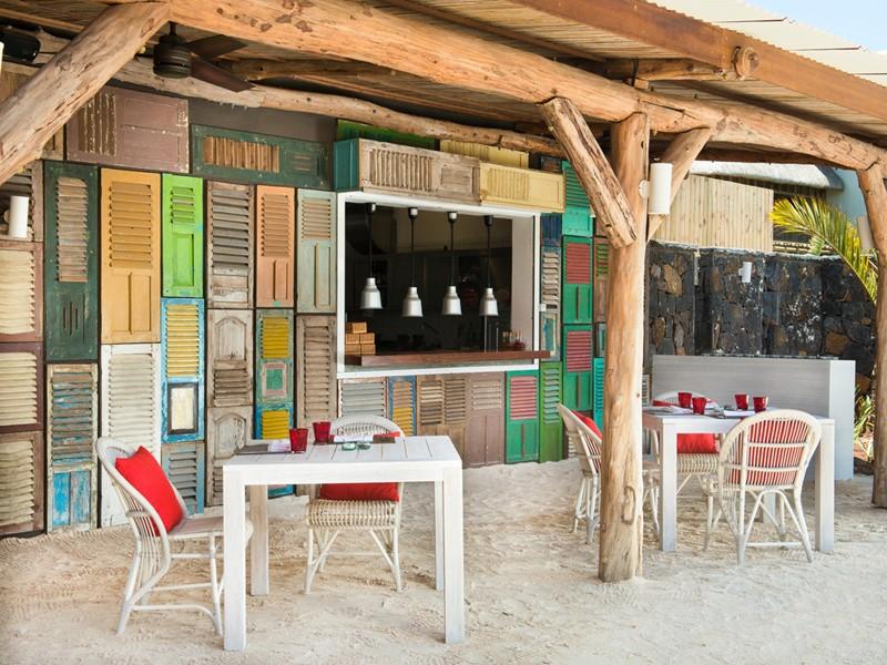 Le restaurant de plage Lor Disab