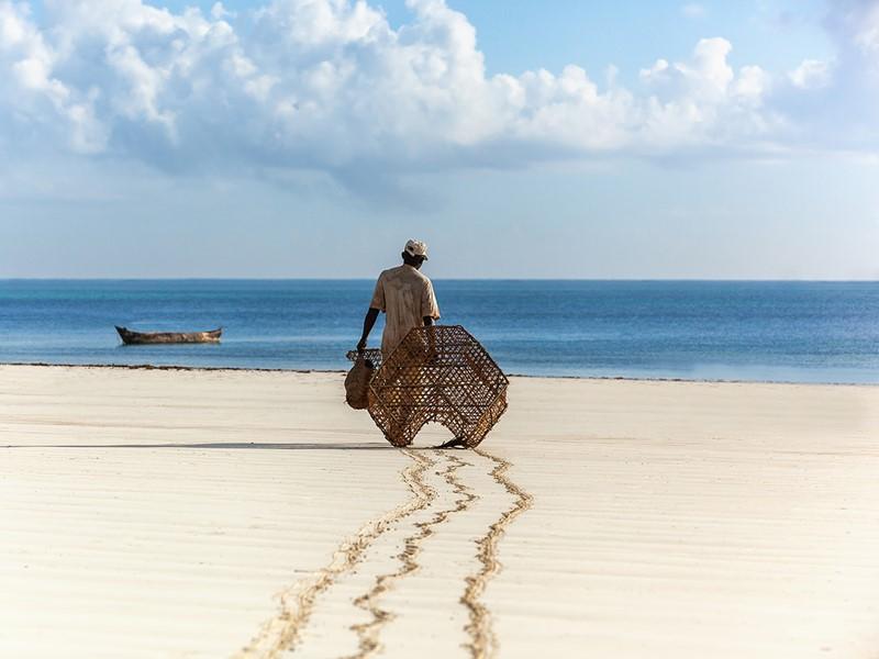 Profitez de la plage immaculée