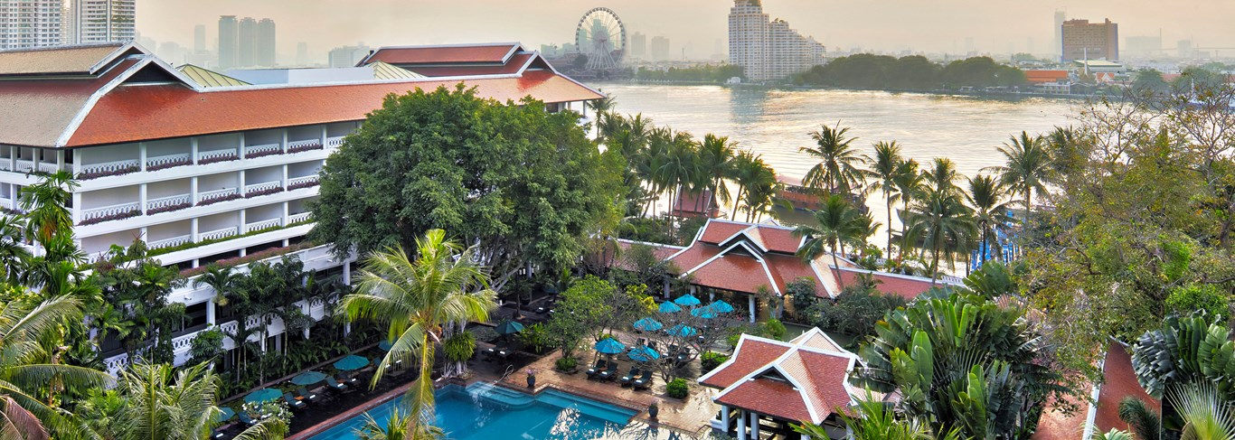 Anantara Bangkok Riverside Resort & Spa