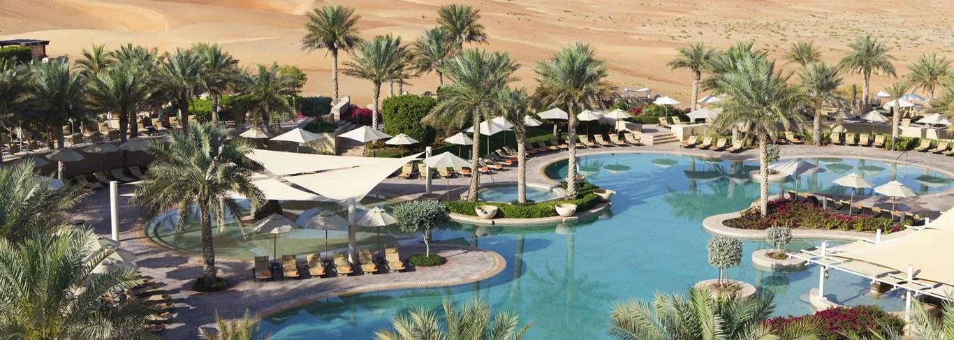 Anantara Qasr Al Sarab Resort and Spa