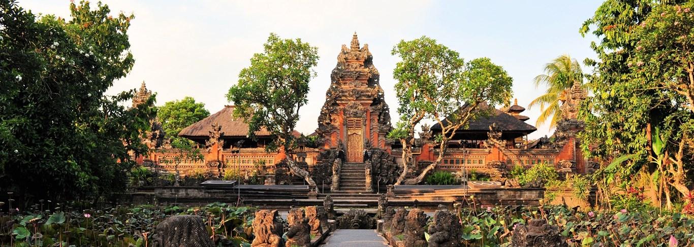 Bali, sur les traces de Garuda