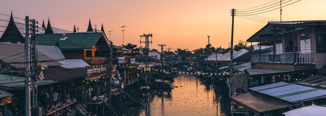A la découverte de Bangkok en famille