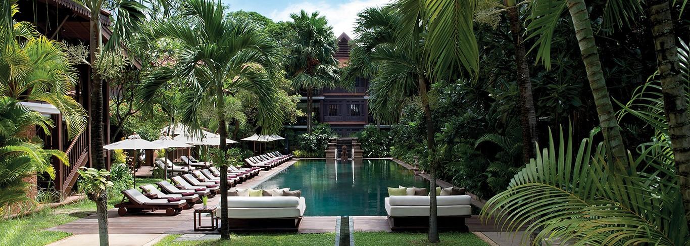 La Résidence d'Angkor by Belmond