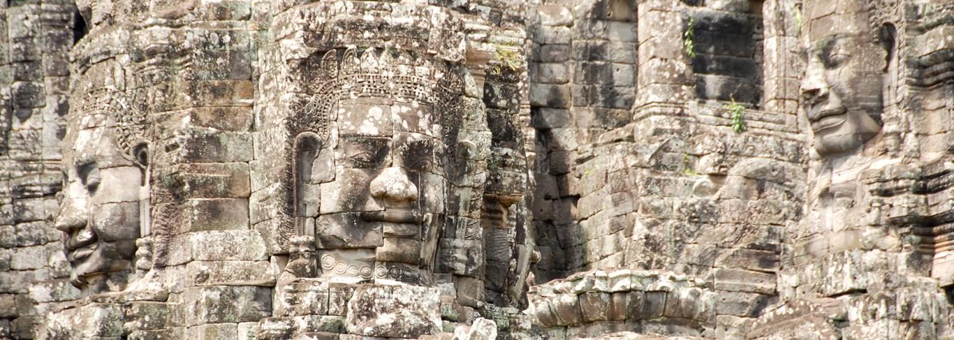 Cambodge, Le Grand Tour