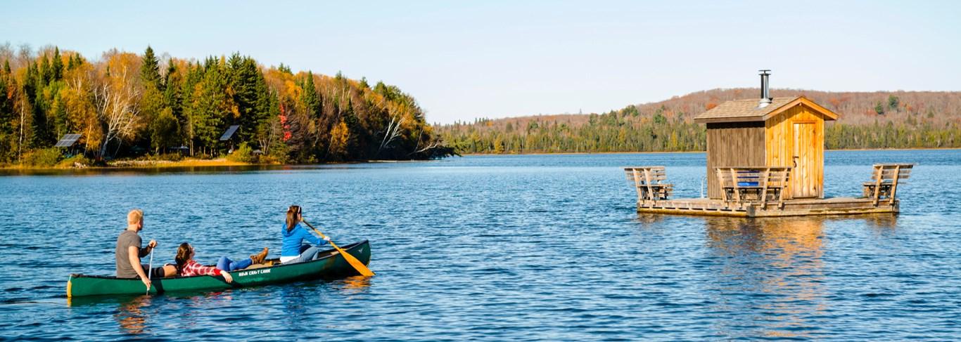 Voyage sur mesure au Canada