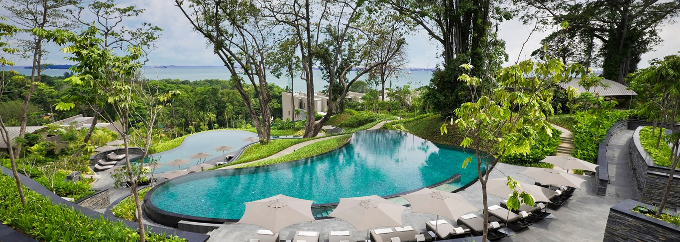 Capella Singapour
