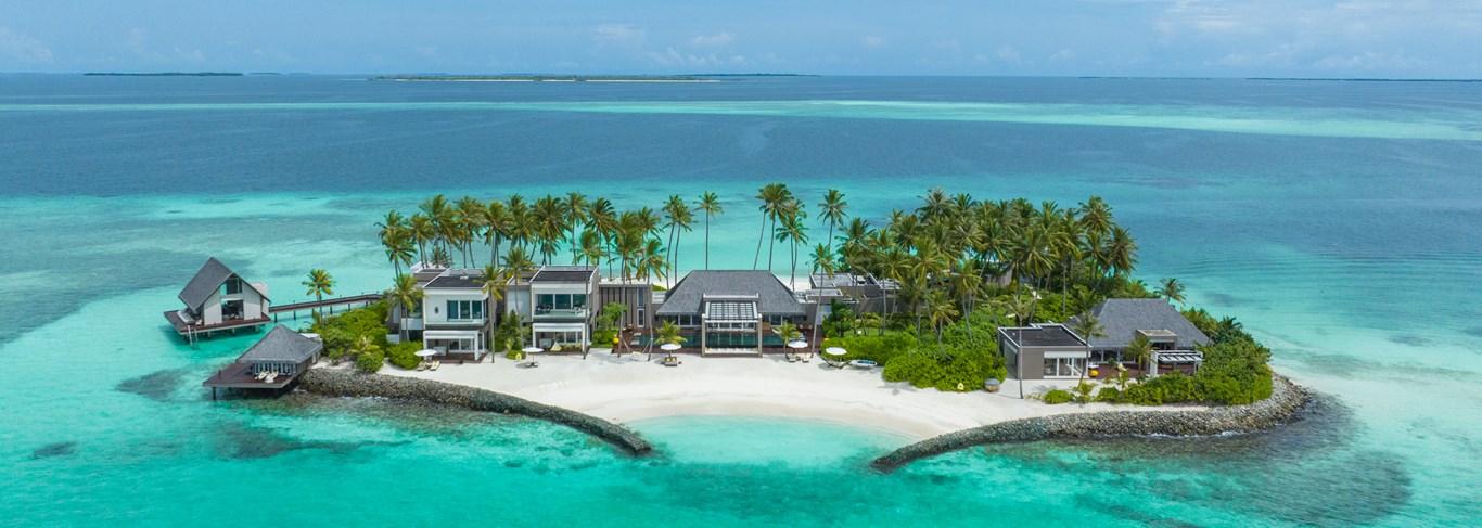 Hôtel Cheval Blanc Randheli aux Maldives : réservation avec ...