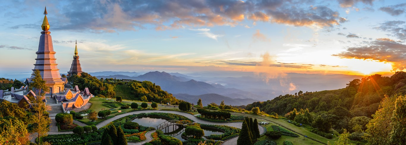 Parc National de Doi Inthanon