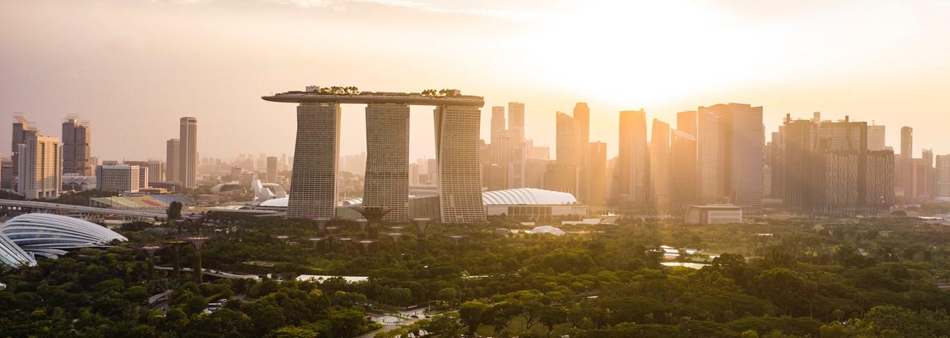 Combiné Singapour et Bawah Reserve