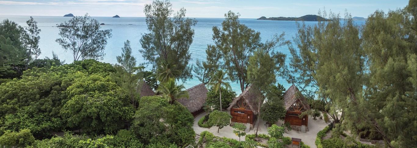 Constance Tsarabanjina Madagascar