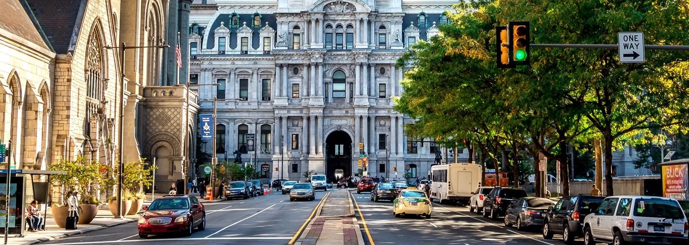 Côte Est : les capitales historiques des Etats-Unis