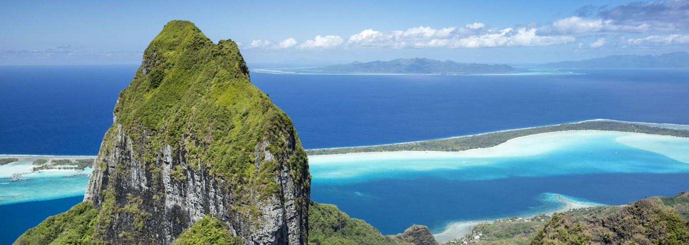 Croisière dans les îles de la Société, Cook, Tonga & Fidji