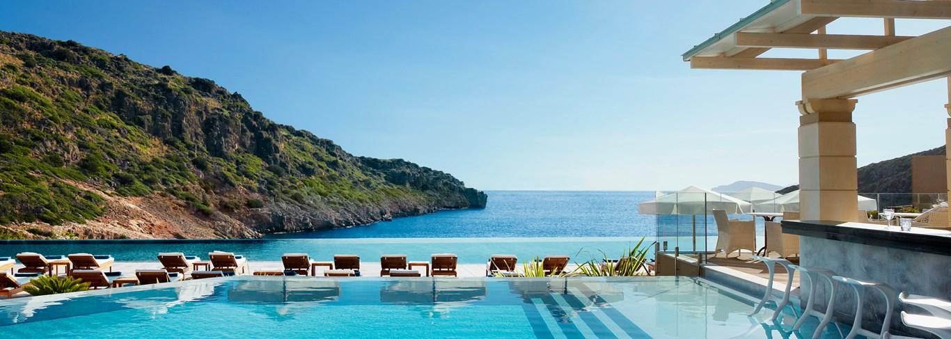 Le meilleur hôtel de Crète