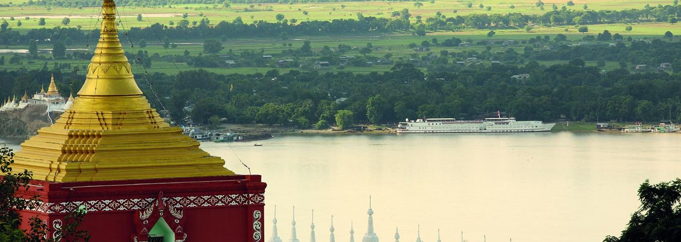 De Mandalay à Bagan au fil de l'Irrawaddy