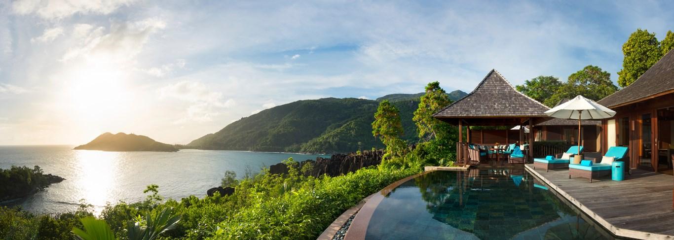 Duo de luxe Constance Seychelles