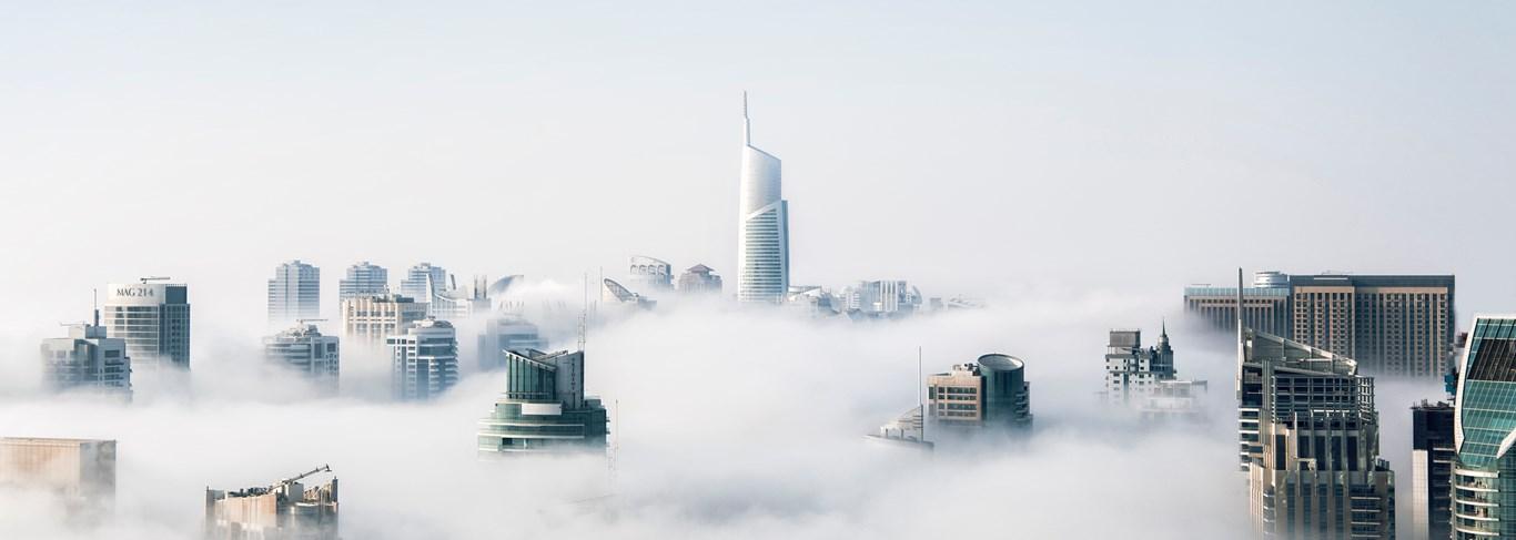 Dubaï, la ville futuriste