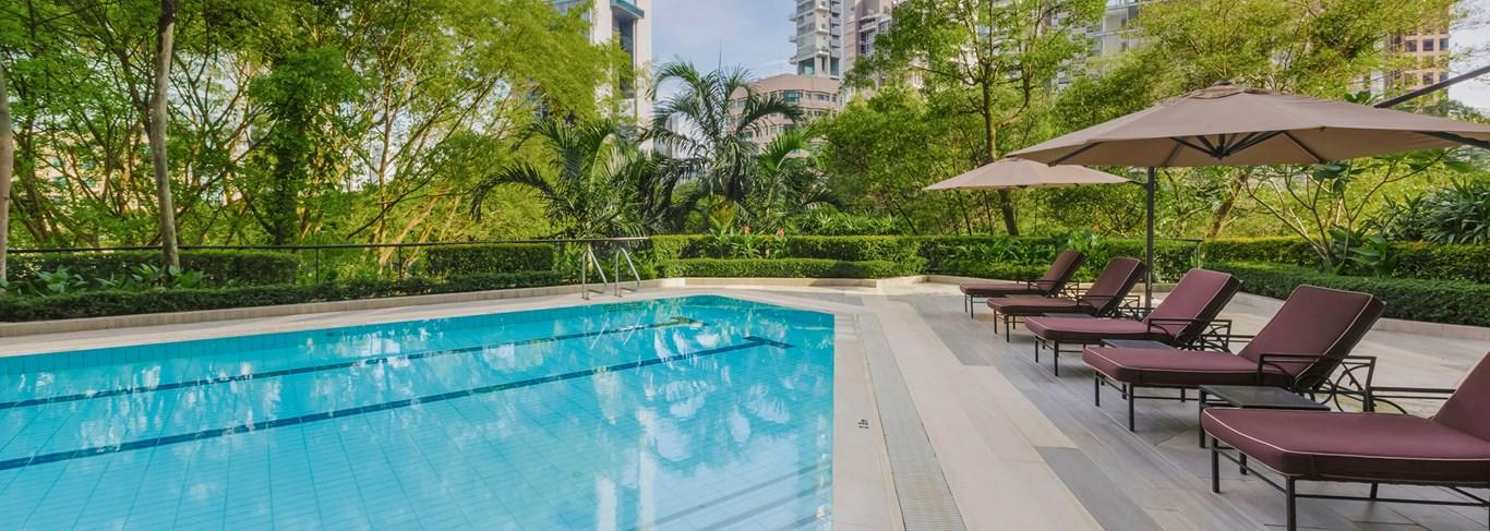 Four Seasons Hotel Singapour
