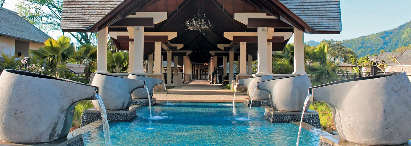 H Resort Beau Vallon Beach