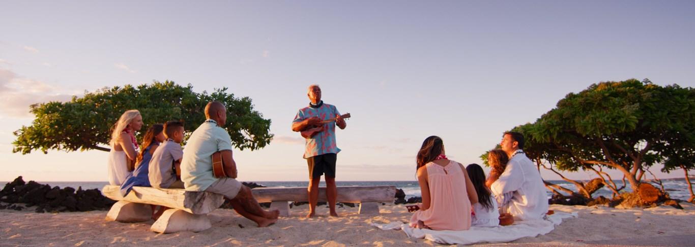 Voyage sur mesure à Hawaii