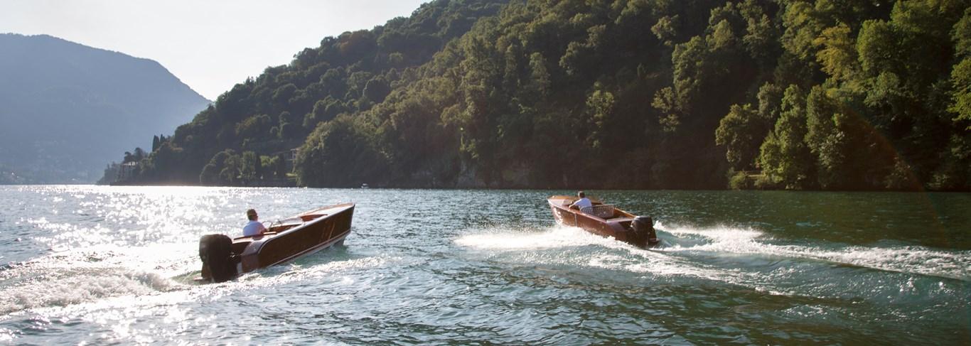 Il Sereno Lago Di Como