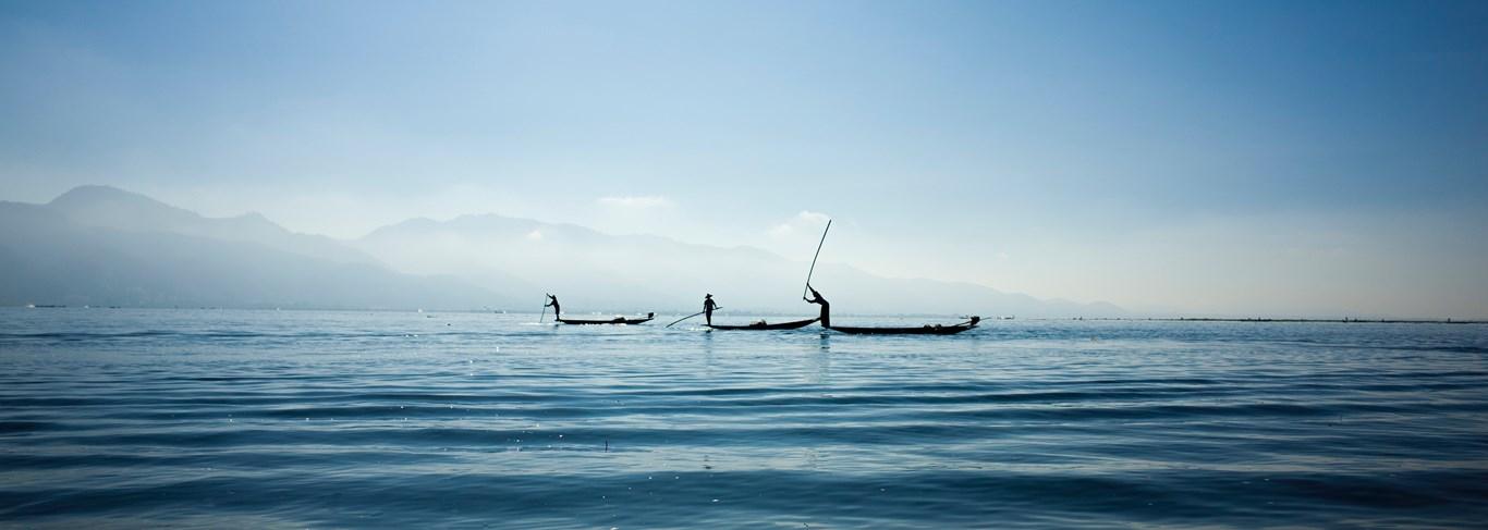 La Birmanie au fil de l'eau