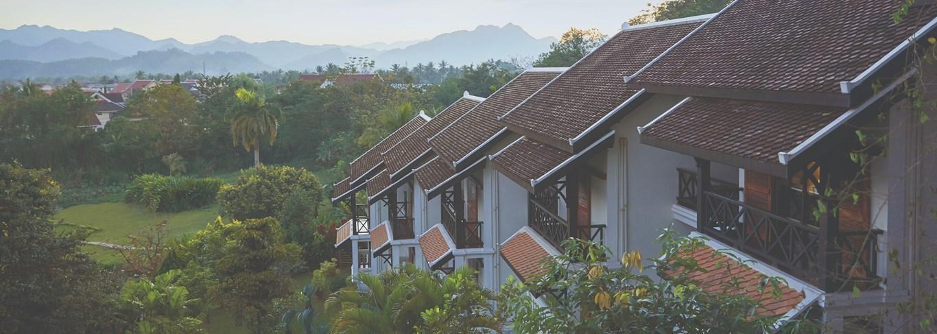 La Résidence Phou Vao