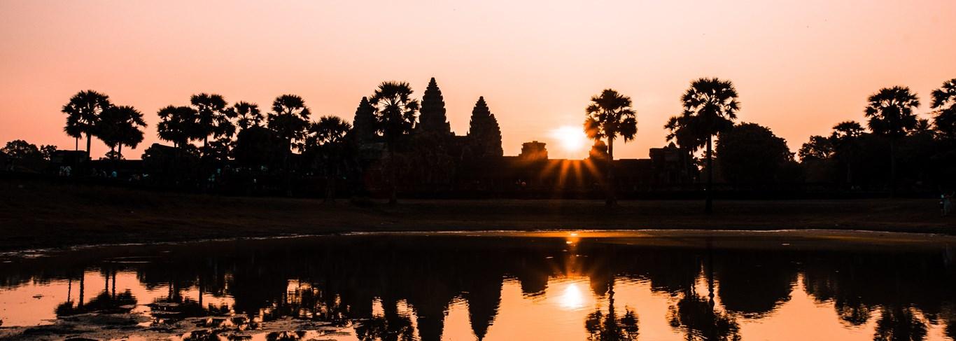 La Thaïlande et les temples d'Angkor