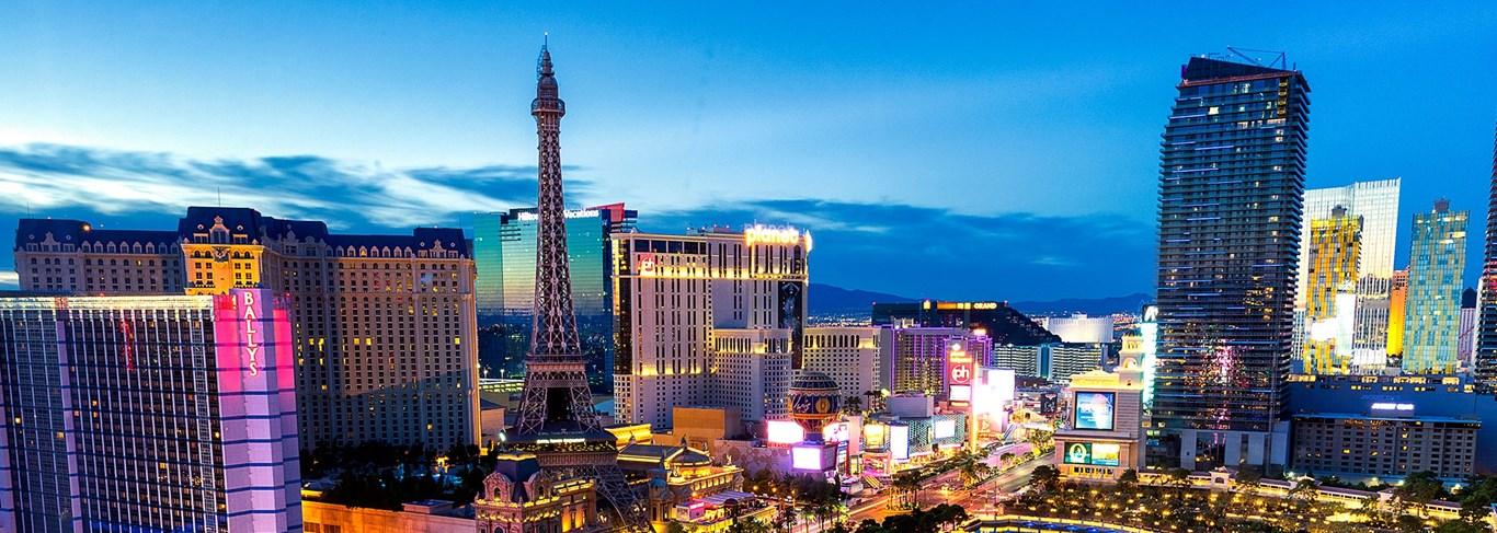 Las Vegas et les Parcs Nationaux