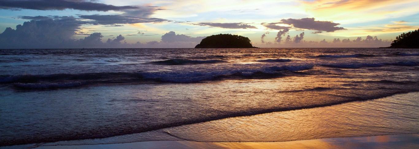 La plage de Koh Rong