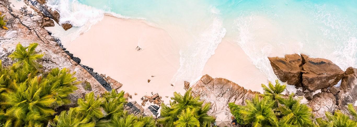 Les plus belles plages des Seychelles
