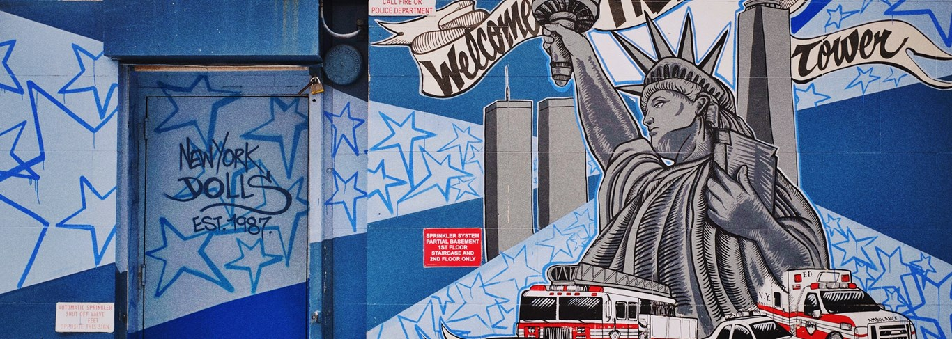 New York au fil des arts