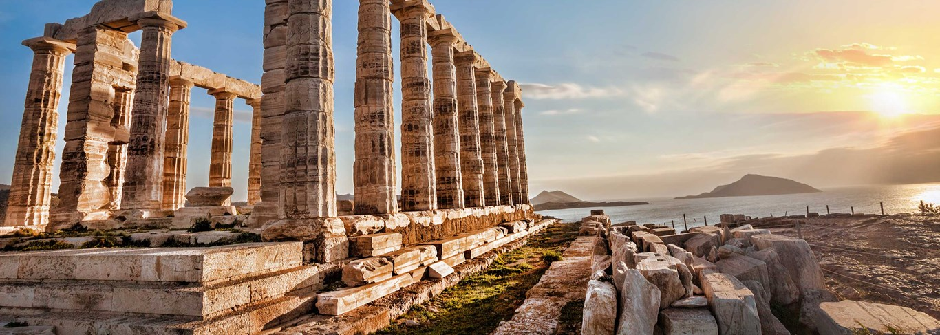 Le Temple de Poséidon, un vestige des plus impressionnant