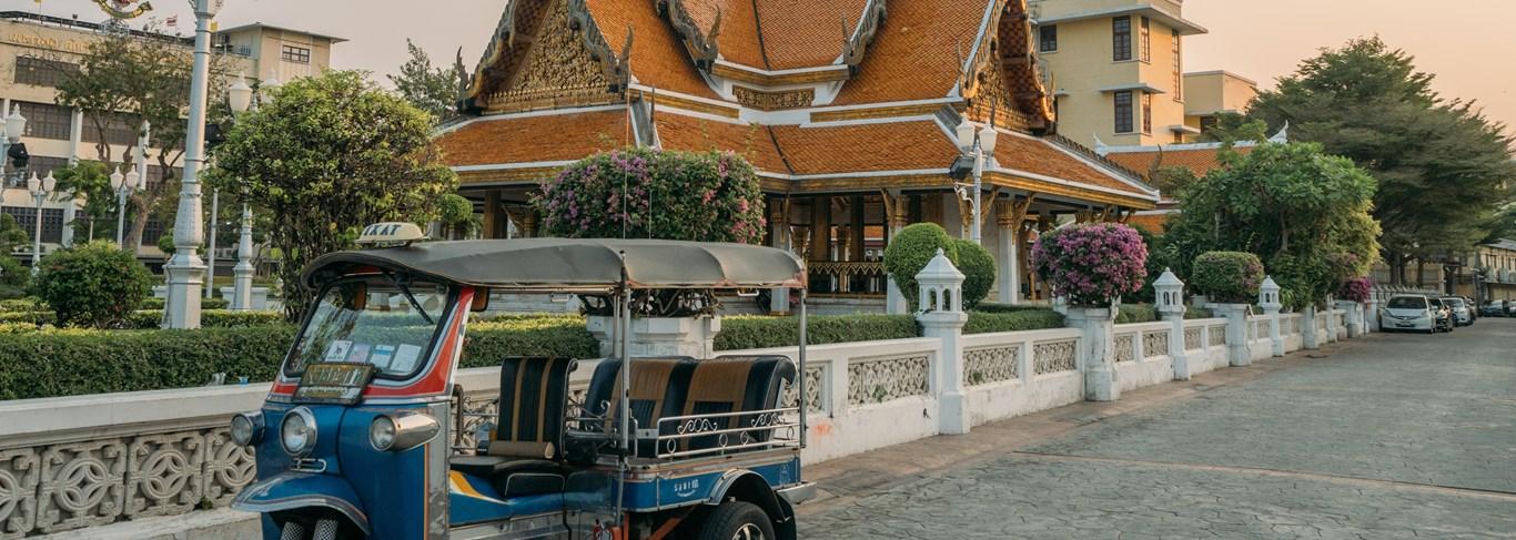 Découverte inédite de Bangkok