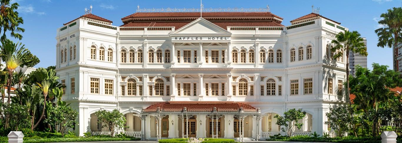 Raffles Singapour